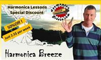 Study harmonica at a special discount