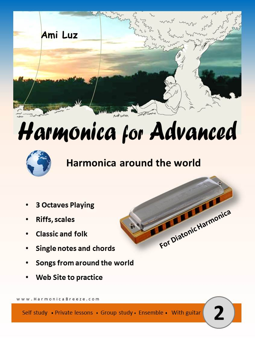 Harmonica for Advance